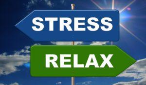 ストレス、リラックス